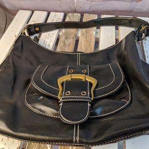nine west purse handbag bag tote shoulder casual s
